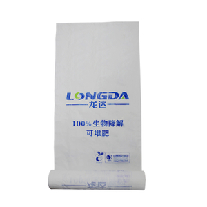 100% Biodegradable PCO2 ® Produce Bag